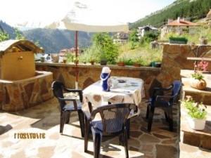 изглед към село Триград